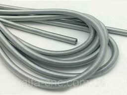 Металлическая защита маслопровода Ø4мм для системы смазки. ..