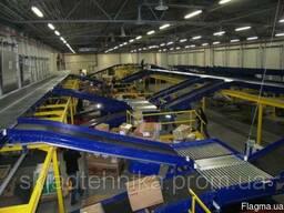 Автоматическая система для склада и терминала