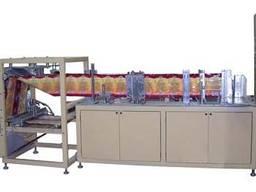 """Автоматическая установка для изготовления пакетов типа """"Дой-"""