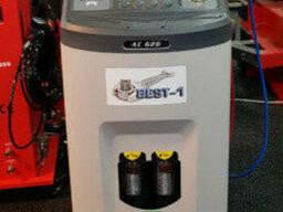 Автоматическая установка для заправки автомобильных. ..