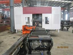 Автоматические линии для производства металлоконструкций