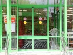 Автоматические раздвижные двери Tormax WD 2201 (Швейцария)