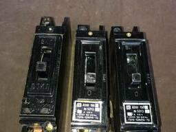 Автоматические выключатели А3161 15-40А