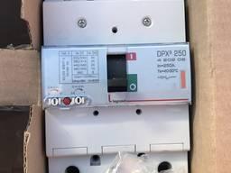 Автоматические выключатели DPX 250 A Legrand