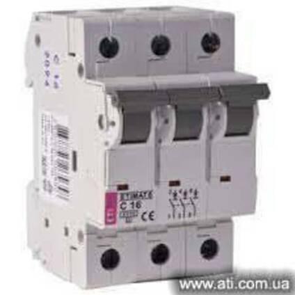 Автоматические выключатели ETI 6AC Оптом. Отличная цена.