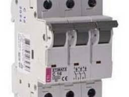 Автоматические выключатели ETI 6AC Оптом. Отличная цена. - фото 1