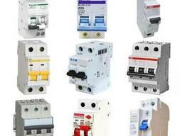 Автоматические выключатели со склада.