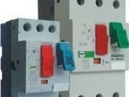 Автоматические выключатели защиты двигателя АВЗД Промфактор