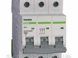 Автоматический модульный выключатель Ex9BN 3P C20 6kA