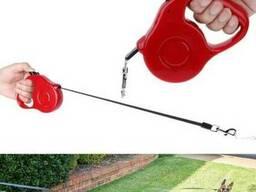 Автоматический поводок рулетка для домашних животных 5 м