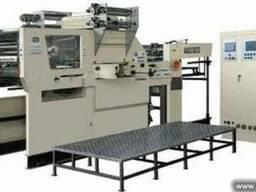 Автоматический пресс для тиснения TYM-780