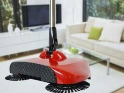 Автоматический веник 360 Sweeper (двойной веник Свипер)