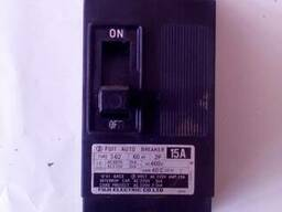 Автоматический выключатель 15 А fuji avto breaker