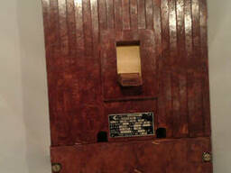 Автоматический выключатель А3796 НУ3 630А