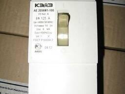 Автоматический выключатель АЕ 2056М1 125А