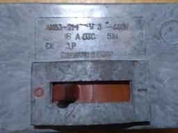 Автоматический выключатель АК63-2М