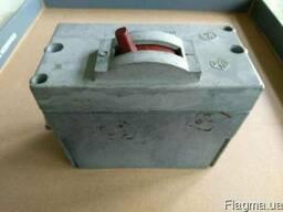 Автоматический выключатель АК63