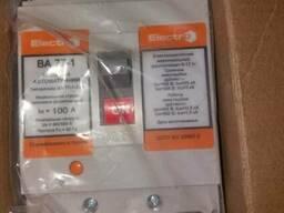 Автоматический выключатель (автомат) ВА 77-1-125 TM Electro