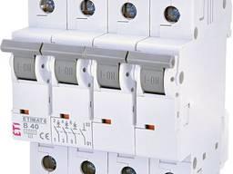 Автоматический выключатель etimat 6 C 3p 6ka 40A
