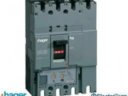 Автоматический выключатель h630, In=630A, 3p, 50kA, LSI...