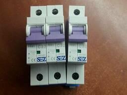 Автоматический выключатель SEZ PR61 1P 10kA