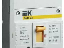Автоматический выключатель ВА44-33 3Р от 25 до 250А IEK
