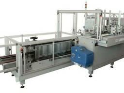 Автоматическое оборудования для упаковки продукции в короб S