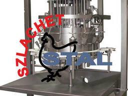 Автоматическое устройство для потрошения цыплят Тип АР