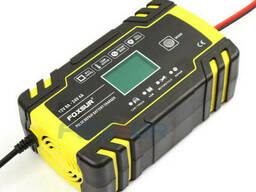 Автоматическое ЗУ для аккумулятора 12V/24V (MF, WET, AGM, GEL), FBC122408D, 100-240V, DC. ..