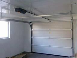 Автоматичні ворота в гараж Alutech