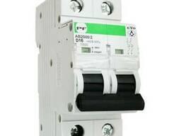 Автоматичний вимикач АВ2000/2 С10 400 ЕVO