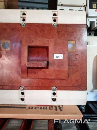 Автоматичний вимикач ВА 51-39 400А