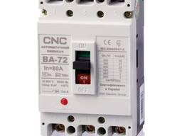 Автоматичний вимикач ВА-72, 80А, 3Р, 380В, 25кА