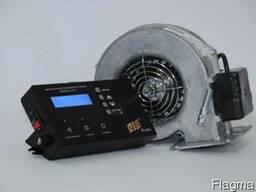 Автоматика для котла и вентилятор WPA 117