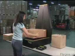 Автоматизированная система измерения объема и веса