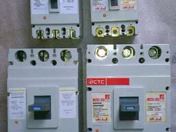 Автоматические выключатели АВ3004/3Н-400А , МССВ1-250. ..