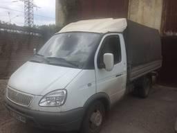 Автомобіль ГАЗ 330214