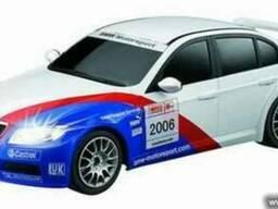 Автомобиль радиоупр-ый Auldey BMW 320SI WTCC (белый,1