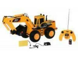 Автомобиль Same Toy MOD Трактор с ковшом (F928Ut)