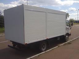 Автомобіль вантажний Hyundai HD-35 фургони