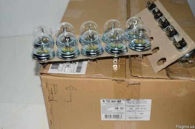Автомобильная лампа А12-45 40