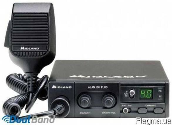Автомобильная радиостанция Midland Alan 100 Plus