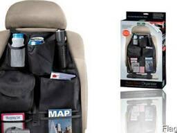 Автомобільний органайзер на сидіння Auto Seat Organizer