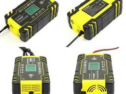 Автомобильное зарядное устройство Foxsur FBC122408D 24V 4A / 12V 8A