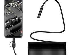 Автомобильный бороскоп Android and PC Endoscope