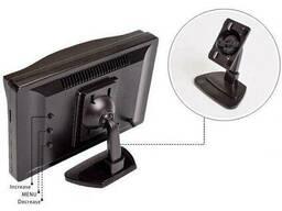 Автомобильный монитор для камеры заднего вида Podofo XSP-04 Черный (100384)