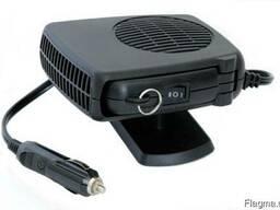 Автомобильный вентилятор с обогревом 12V Auto Heater Fan
