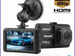 Автомобильный видеорегистратор Full HD 1080P Anytek A-18