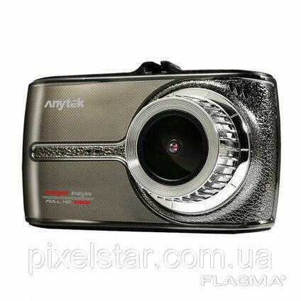 Автомобильный видеорегистратор Full HD Anytek G66 две камеры