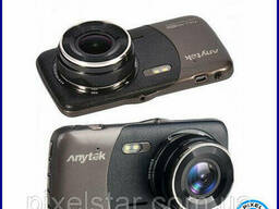 Автомобильный видеорегистратор Full HD Anytek В50